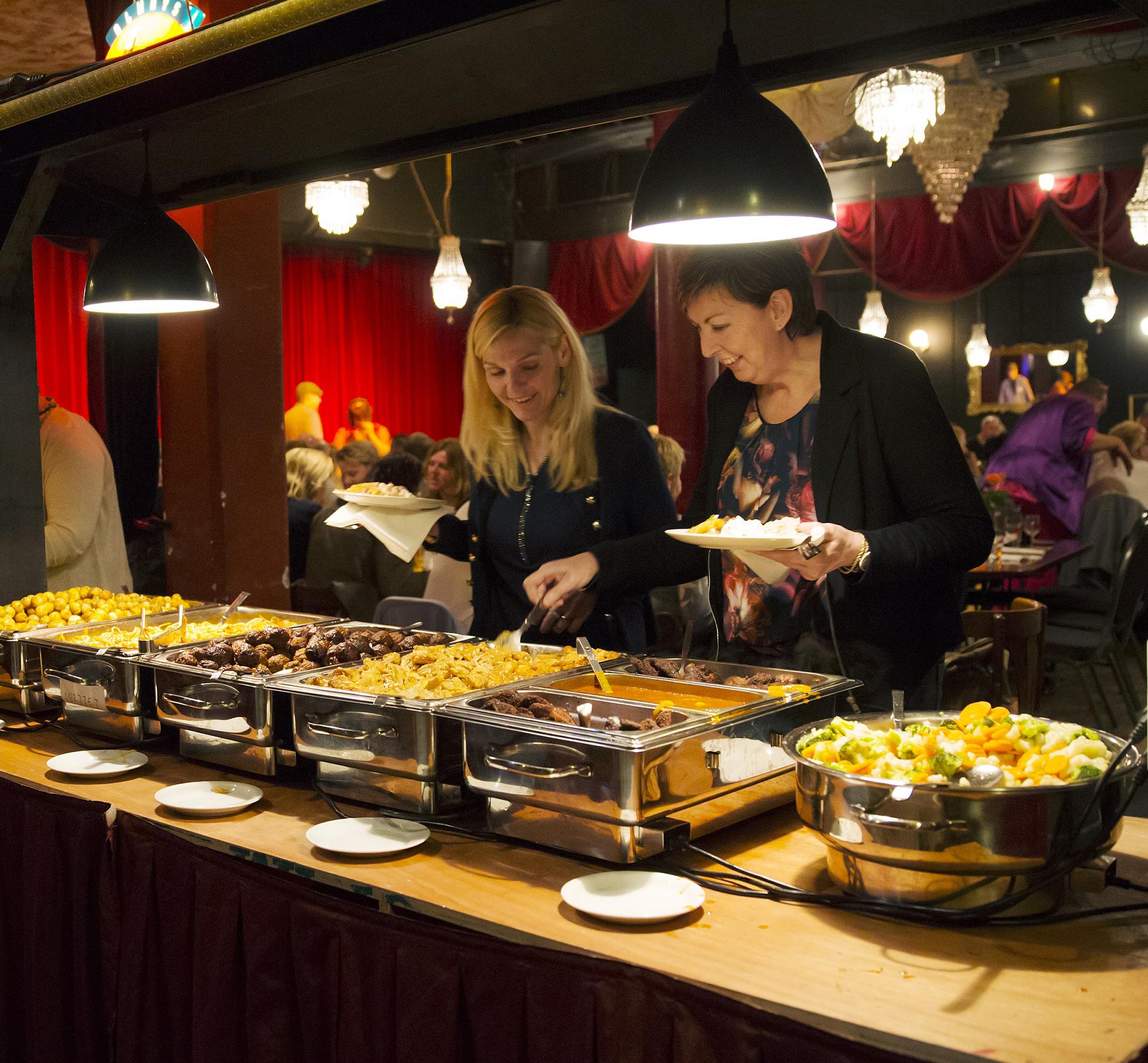 Dinnershow Buffet